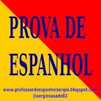 Gabarito da prova de espanhol, espanhol básico, teste de espanhol