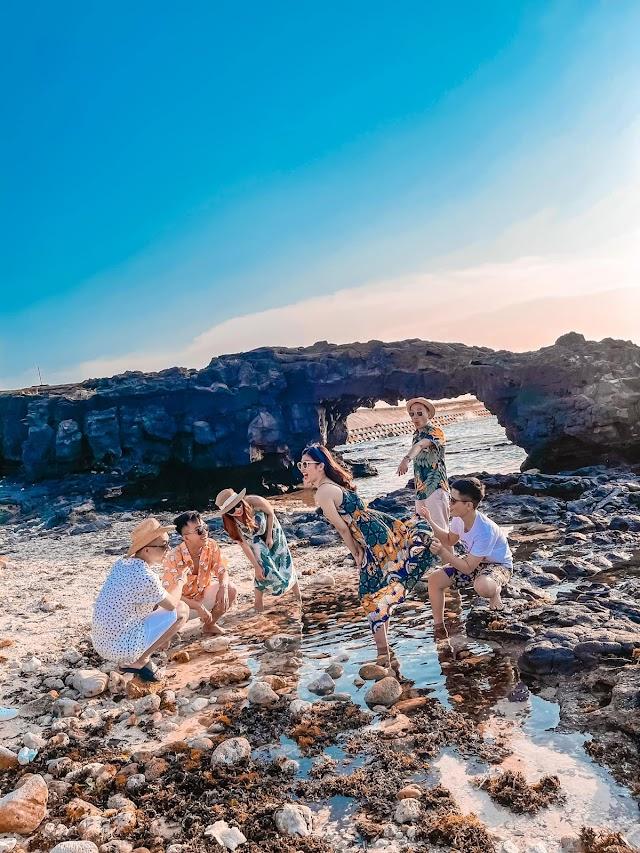 Cùng mình khám phá Lý Sơn - thiên đường biển đảo