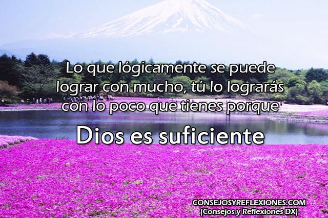 Dios es suficiente