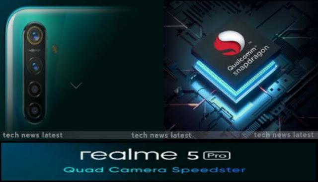 Realme 5 Pro 8GB RAM Ke Sath Ho Raha Hai Launch, Redmi Ko Milega Kara Jabab
