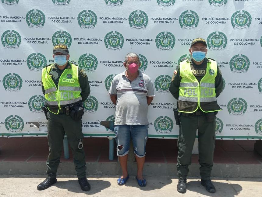https://www.notasrosas.com/Capturan en Maicao, hombre que era solicitado por un juez de Santa Marta, por Tráfico de Estupefacientes