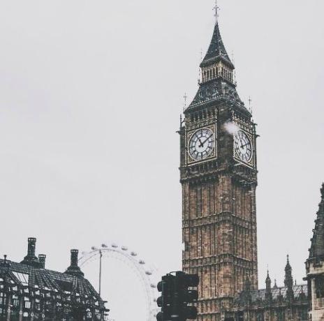 10 Things I Learn In London