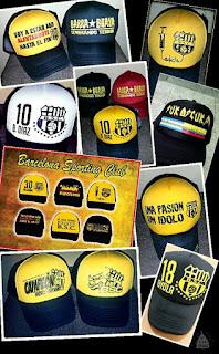 fb1ffdf8469e3 Articulos Personalizados XCAZ  Gorras Barcelona