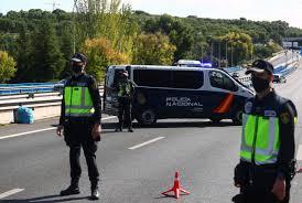 Madrid emergency looms over coronavirus lockdown chaos