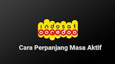 Cara Perpanjang Masa Aktif Indosat Ooredoo / IM3