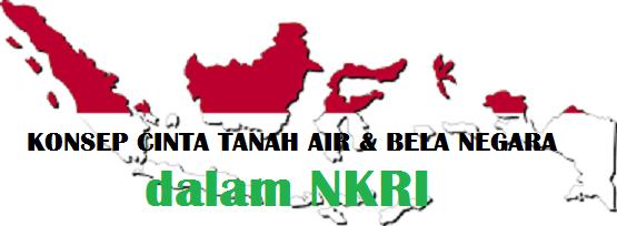 Konsep Cinta Tanah Air Bela Negara Dalam Konteks Nkri Negara Kesatuan Republik Indonesia Pendidikan Kewarganegaraan Pendidikan Kewarganegaraan