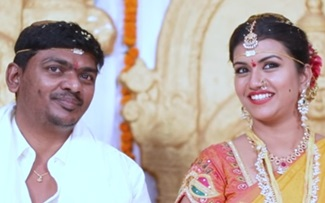 ACTRESS SRIDEVI & ASHOK – WEDDING HIGHLIGHTS