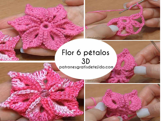 Tutorial-flor-crochet-