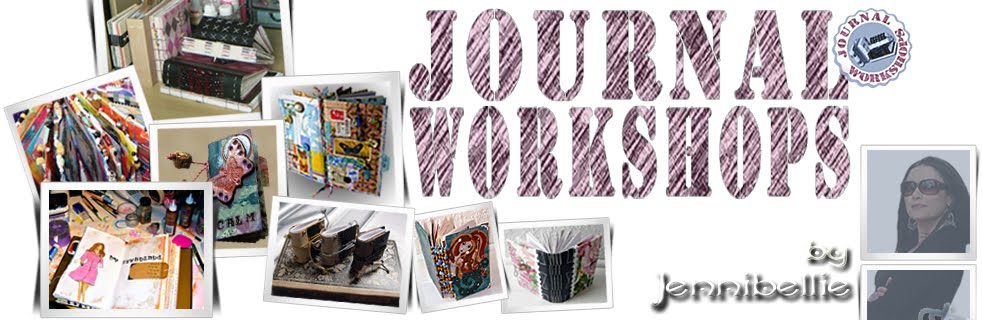 Jennibellie's Journal Workshops