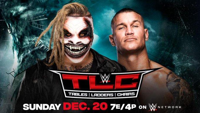 WWE anuncia dois grandes combates para o TLC