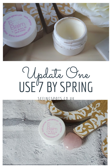 Use 7 by spring panning challenge Balm Balm Lip Balm