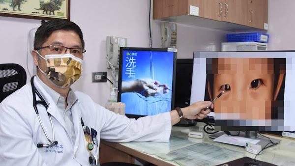 四處尋醫仍須摘眼保命 視網膜母細胞瘤奪幼童眼球