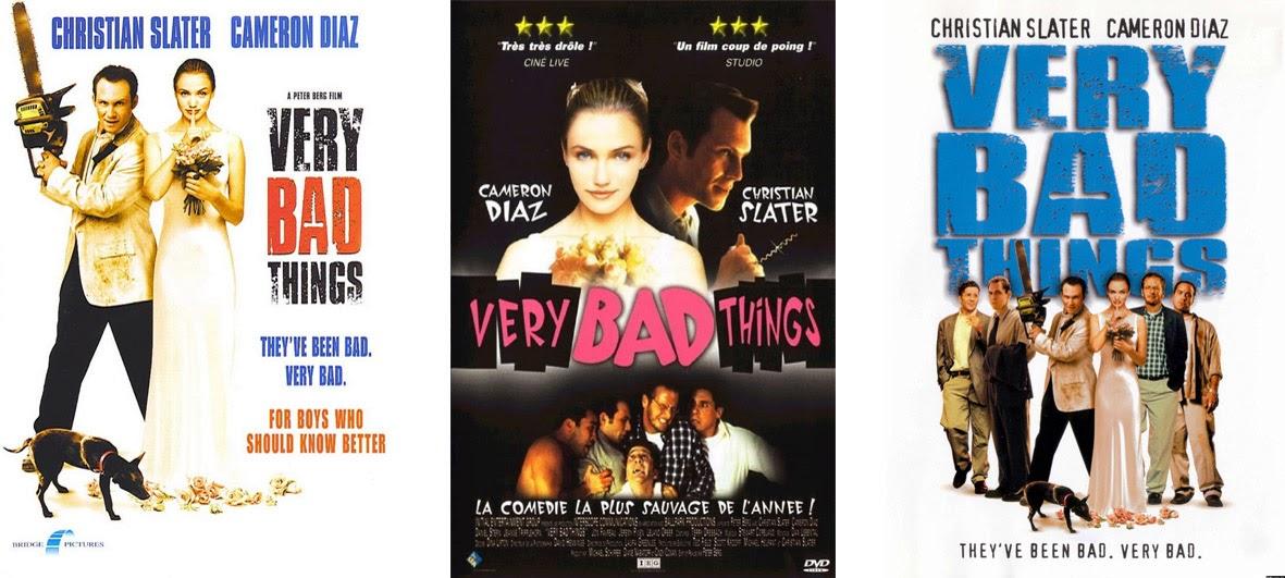 Very Bad Things - Gorzej być nie może (1998)