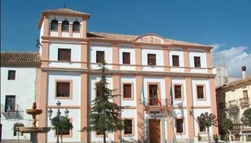 Ayuntamiento de Baza (Granada)