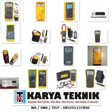 Jual Multimeter Fluke Manual