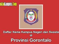 10+ Kampus Terbaik di Provinsi Gorontalo yang Negeri dan Swasta