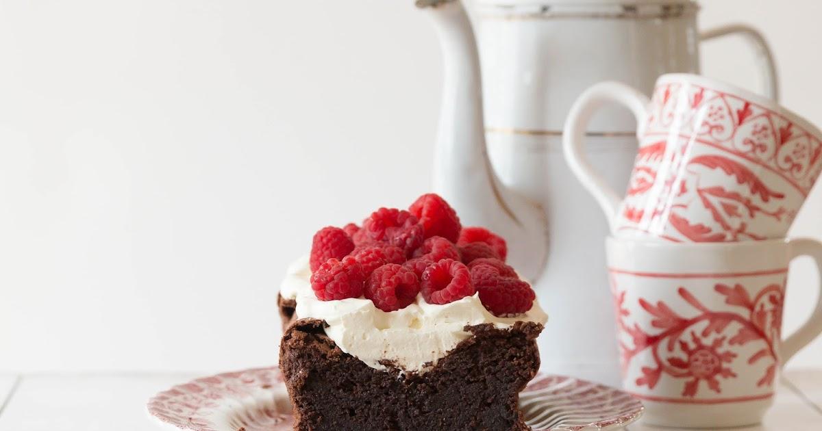 Flourless Chocolate Cake No Almond Meal