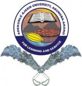 AAUA Release Admission List (Merit) for 2016/2017 Session