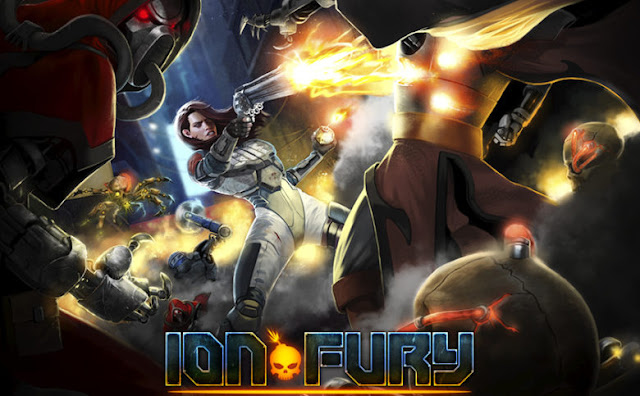 Ion Fury Takes the Fight to PlayStation 4, Xbox One, Nintendo Switch Today