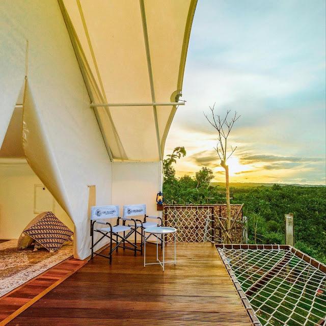 Giri Wanara Camping Resort Jogja - Harga Penginapan, Fasilitas & Lokasi
