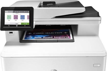 HP LaserJet Enterprise MFP M430f Driver Download