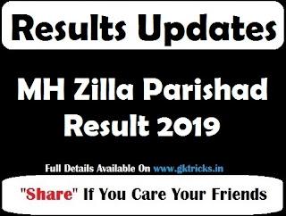 MH Zilla Parishad Result