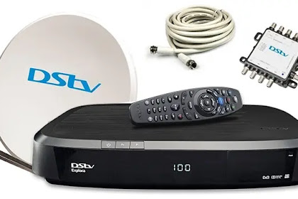 How to install dstv in few minutes