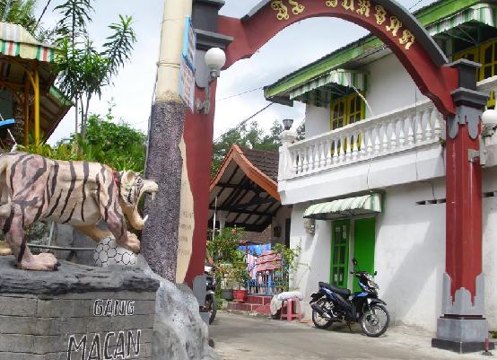 Villa Kamaran Murah Gang Macan Songgoriti Batu