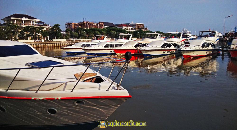daftar harga tiket speed boat marina ancol kepulauan seribu
