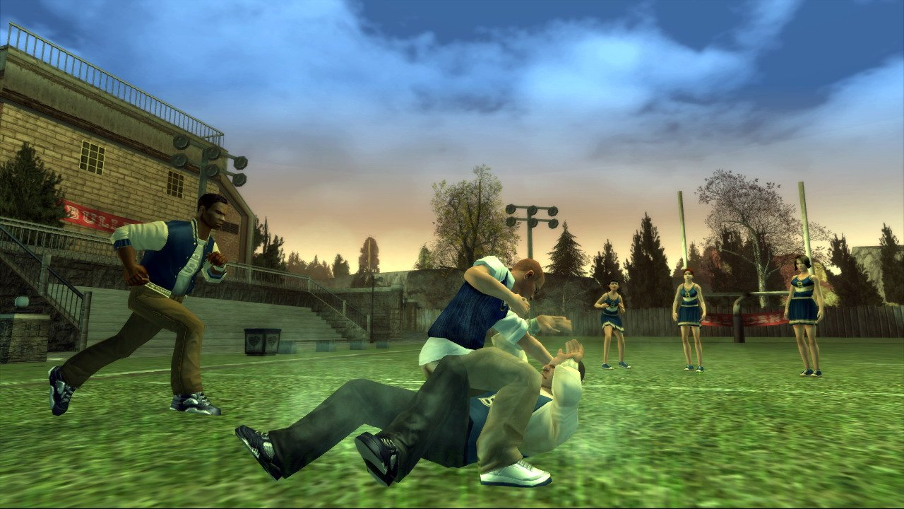 Download Game Bully Scholarship Edition PC Full Version