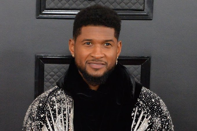 Usher New Album Previews New Song In Los Angeles Show
