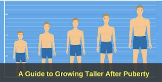 5 tips how to grow taller