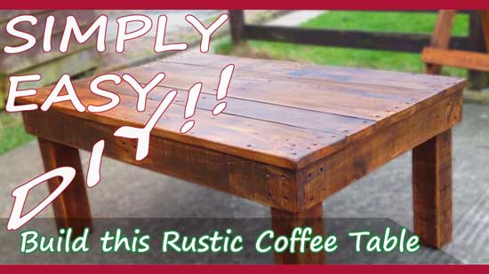 Easy To Build Coffee Table.Easy To Build Coffee Table Hipenmoeder Nl