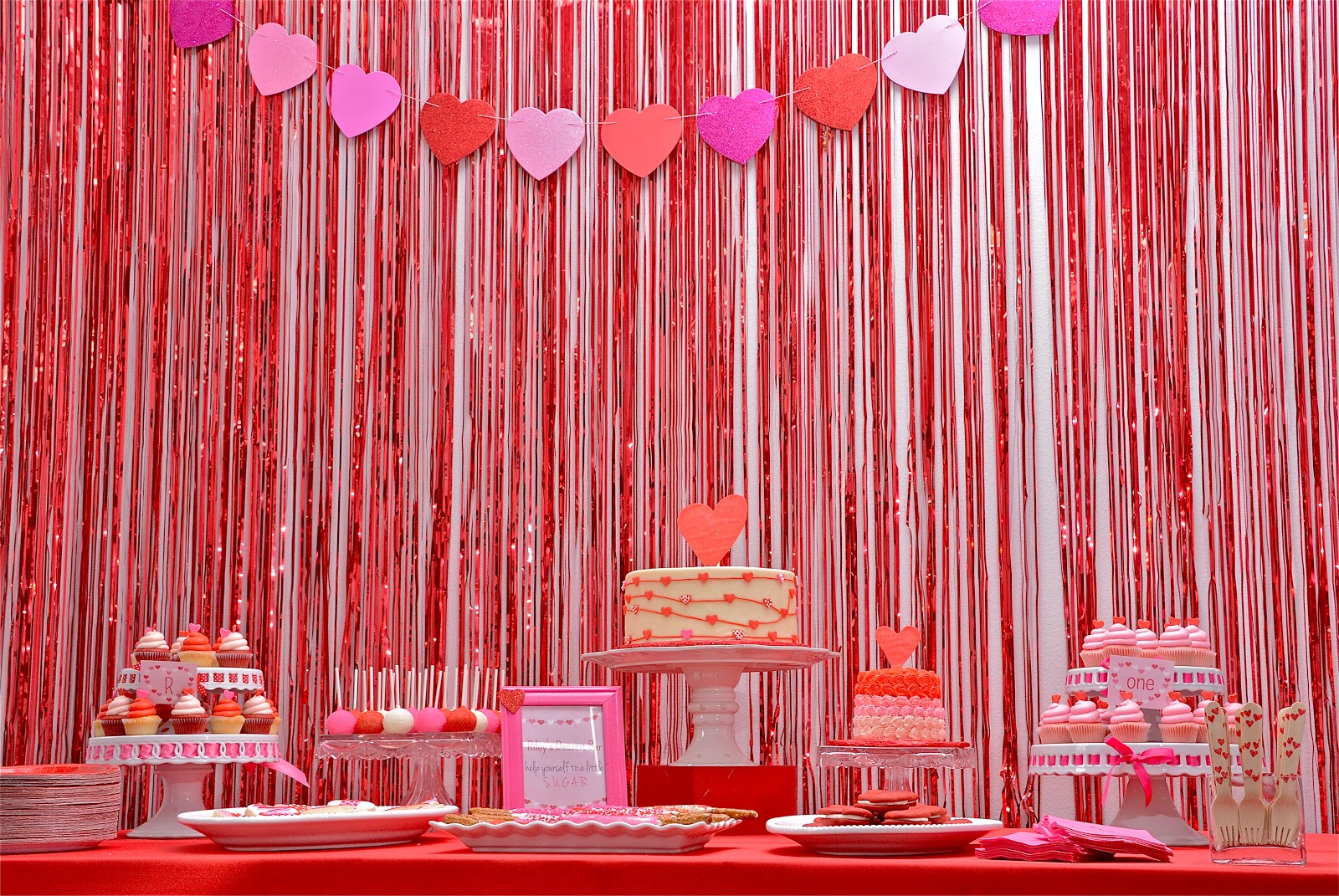 Travelmoon Valentine S 1st Birthday Party