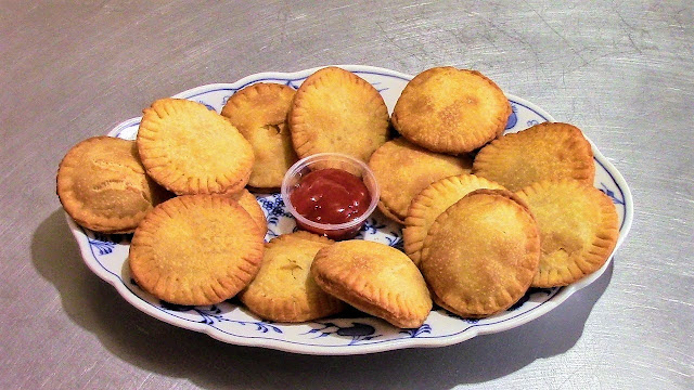 pastelitos must try food dominican republic