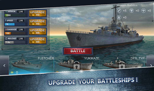 Warship Battle 3D Best Ship To Use « Top 15 warships games for PC