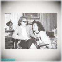 Η Γκέλυ Μαυροπούλου με τη μητέρα της