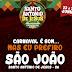 São João 2016 em Santo Antônio de Jesus: De 23 a 26 de Junho