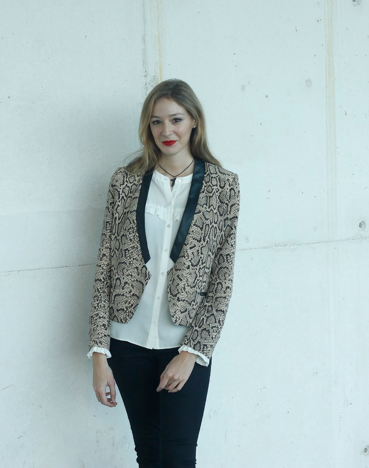 lefties blazer