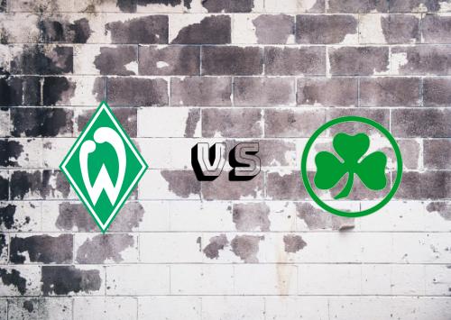 Werder Bremen vs Greuther Fürth  Resumen