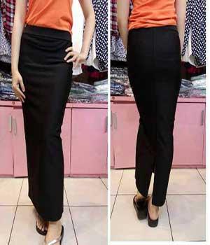 Model rok panjang span