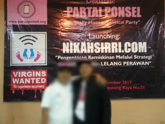 NikahSirri.com dan Lelang Perawan : Prostitusi Berlabel Halal