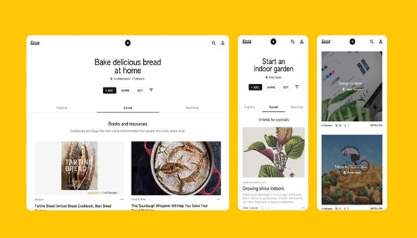 جوجل تطلق منصة منافس ل Pinterest بإسم keen تعرف عليها