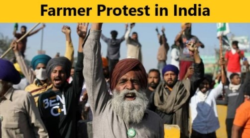 Farmer Protest : Today farmers from many states will reach Delhi, Police alert