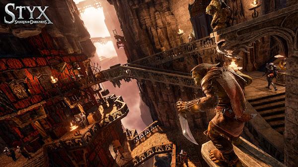 Styx: Shards of Darkness (Region Free) PC Screenshots #4