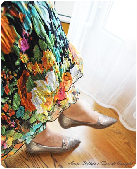 collaborazione scarpe outfit prosperine ballerine