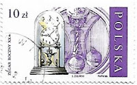 Selo Relógio de mesa