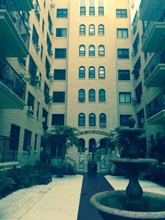 Front Courtyard Off Of 4th Ave N