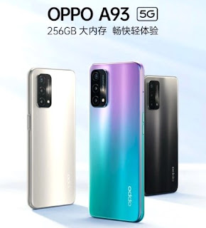 oppo-a93-5g-announced-with-90hz-screen