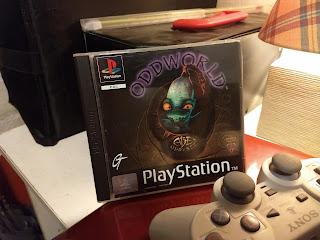 oddworld sony playstation